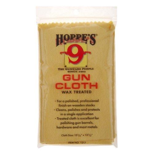 Hoppe's Wax-Treated Gun Cloth