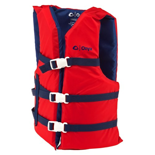 Onyx Outdoor Adults' Oversize General Boating Vest