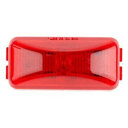 Optronics® FLEET Count Red LED Marker/Clearance Light