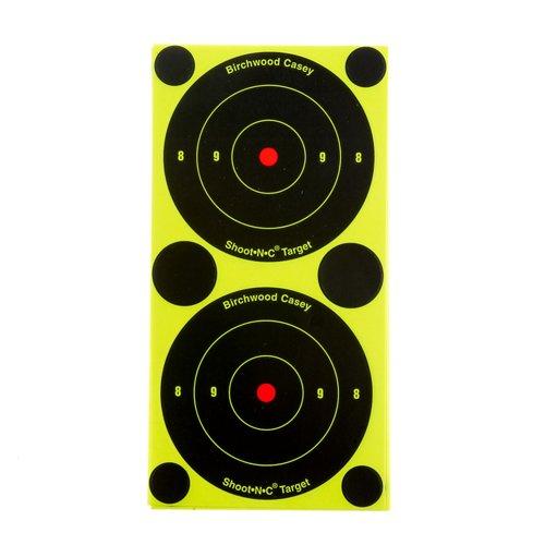 Birchwood Casey® 3' Shoot-N-C® Bull's-Eye Targets 36-Pack