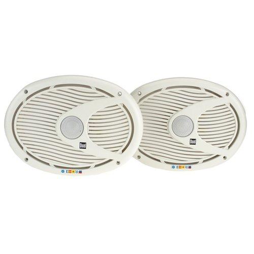 Dual 6' x 9' Coaxial Marine Speakers (Pair)