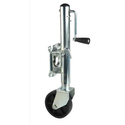 "Reese RTP Marine Jack with 6"" Caster Wheel"