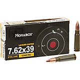 Monarch® Full Metal Jacket 7.62 x 39 mm 123-Grain Rifle Ammunition