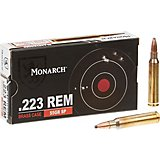 Monarch® SP .223 Remington 55-Grain Rifle Ammunition