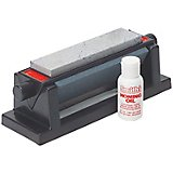 "Smith's 6"" 3-Stone Sharpening System"