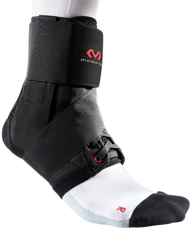 McDavid Adults' Ultralight Ankle Brace with Strap