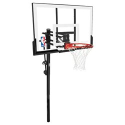 "54"" Acrylic Inground Basketball Hoop"