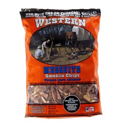 Mesquite Barbecue Smoking Chips