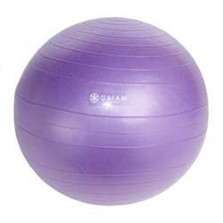 Gaiam Eco Total Body 55 cm Balance Ball Kit