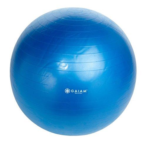 Gaiam Eco Total Body 75 cm Balance Ball Kit