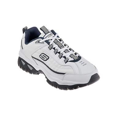 Mens Skechers Energy After Burn Memory Fit X Wide Sneaker