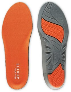 Sof Sole® Men's Size 7 - 8-1/2 Athlete Insoles
