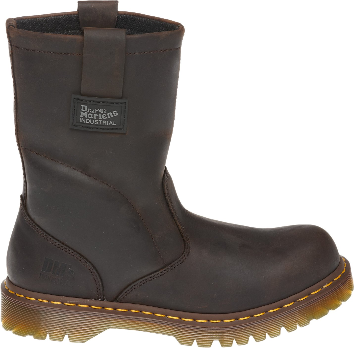 2c48159a2a7 Dr. Martens Men's Industrial EH Wellington Work Boots | Academy