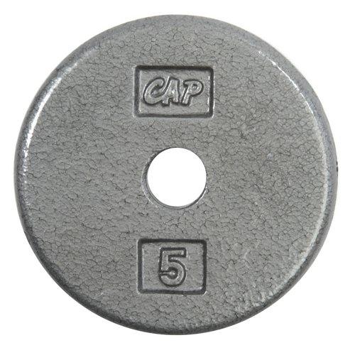 CAP Barbell 5 lb. Standard Plate
