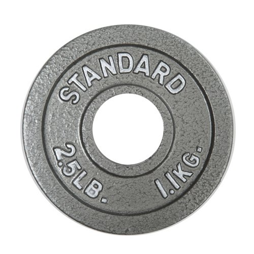 CAP Barbell Slim-Line 2.5 lb. Olympic Plate