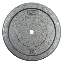 CAP Barbell 50 lb. Standard Plate