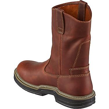 d20f8e53221 Wolverine Men's Raider MultiShox Contour Welt EH Wellington Work Boots