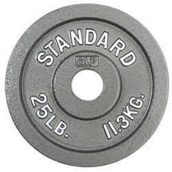CAP Barbell Slim-Line 25 lb. Olympic Plate