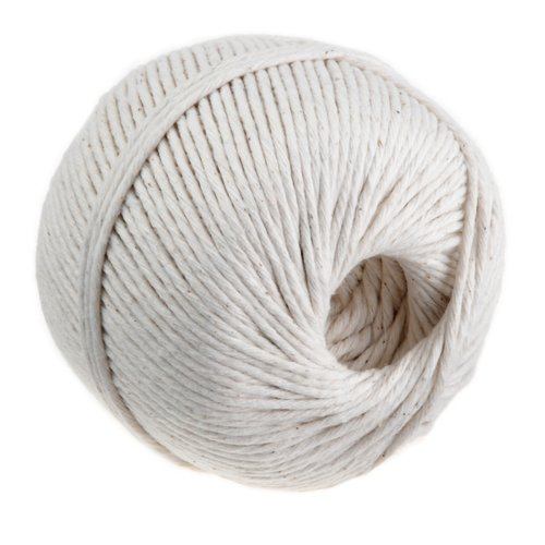LEM 1/2 lb. Cotton Twine Ball