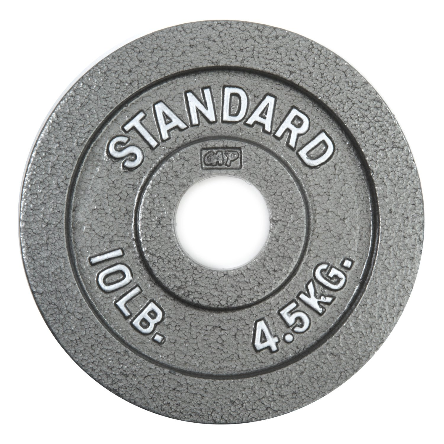e095bc48543 Display product reviews for CAP Barbell Slim-Line 10 lb. Olympic Plate