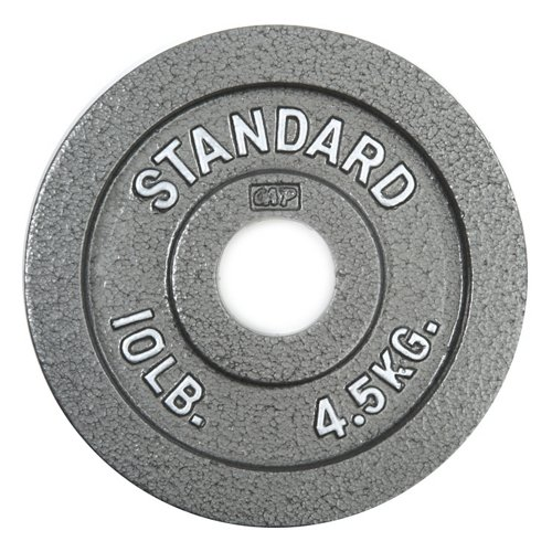 CAP Barbell Slim-Line 10 lb. Olympic Plate