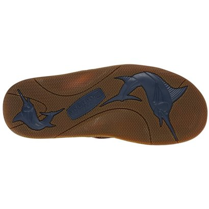 fe288660bd88 Sperry Men s Double Marlin Sailboat Thong Sandals