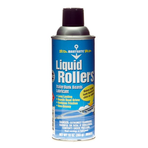 Marykate® Liquid Rollers® Trailer Bunk Boards Lubricant