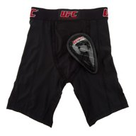 UFC Men's Compression Shorts and Cup