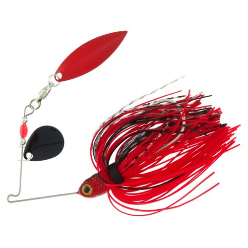 BOOYAH Pond Magic 3/16 oz Tandem Blade Spinnerbait