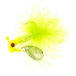 Blakemore Original Road Runner® 1/8 oz. Marabou Jigs 2-Pack