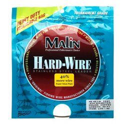 Malin Size 5 42 ft Wire Leader