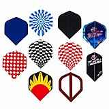 Fat Cat Dart Flights Variety Pack