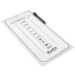Small Dry Erase Cricket Scoreboard