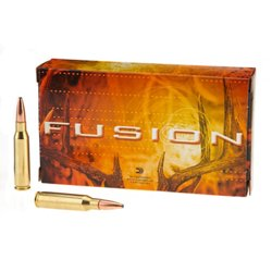 Federal® Fusion® 7 mm-08 Remington 140-Grain Rifle Ammunition