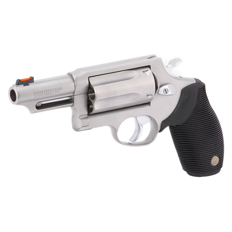 Taurus Judge Model 4510 .45/.410 DA/SA Revolver Silver – Handgun Rvolvr/Single Centre at Academy Sports