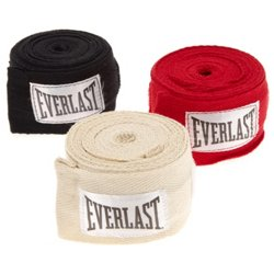 Everlast® Cotton Hand Wraps 3-Pack