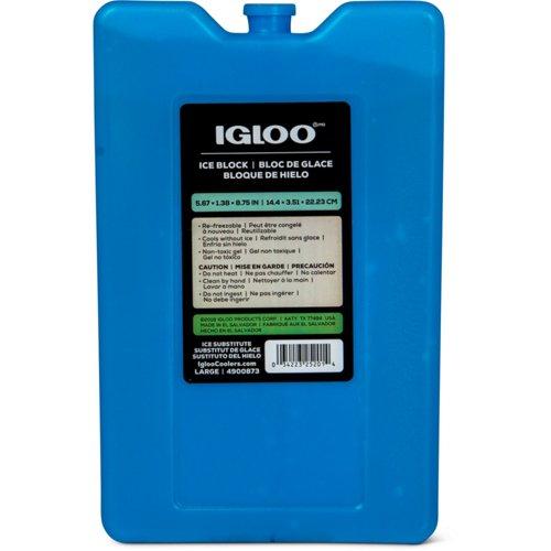Igloo MaxCold Large Freezer Block
