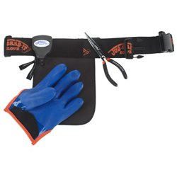 Jus' Grab It Glove Adults' Left-handed Fishing Glove Large