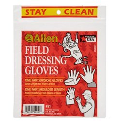 Allen Company Field Dressing Gloves