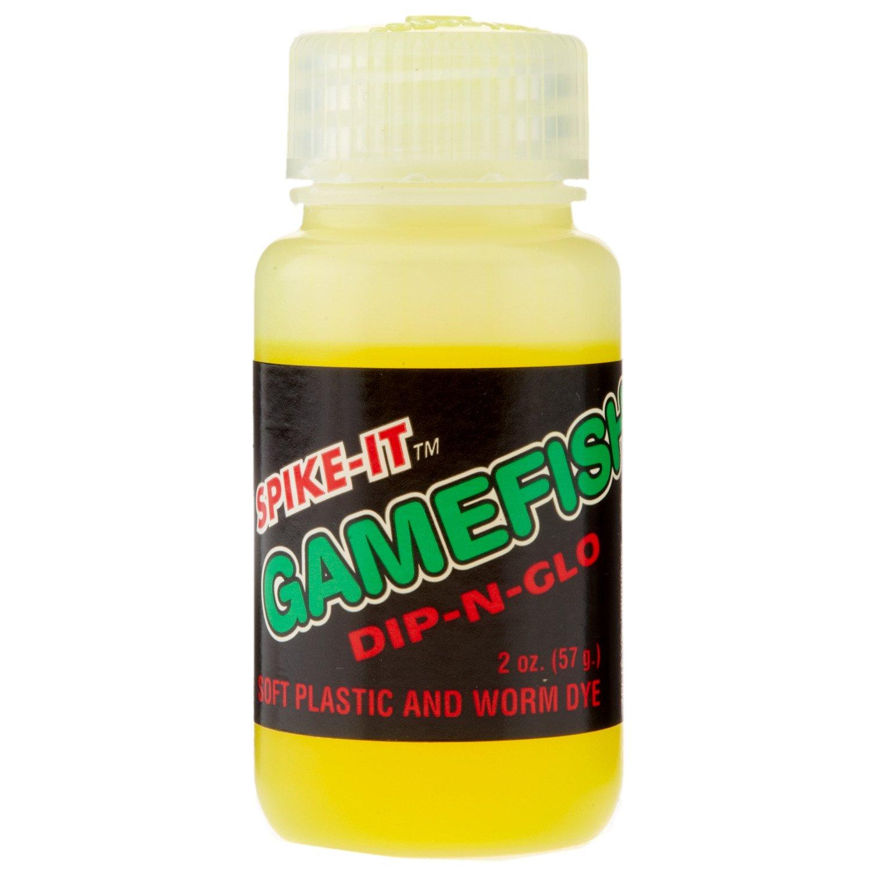 Spike-It Dip-N-Glo 2 oz. Gamefish-Scented Worm Dye