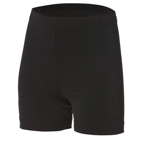 Capezio Girls' Future Star Basics 3 in Bike Shorts