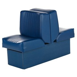 """Wise Deluxe Ski Boat Lounge Seat with 10"""" Base"""