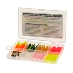 Trout Magnet 85-Piece Lure Kit