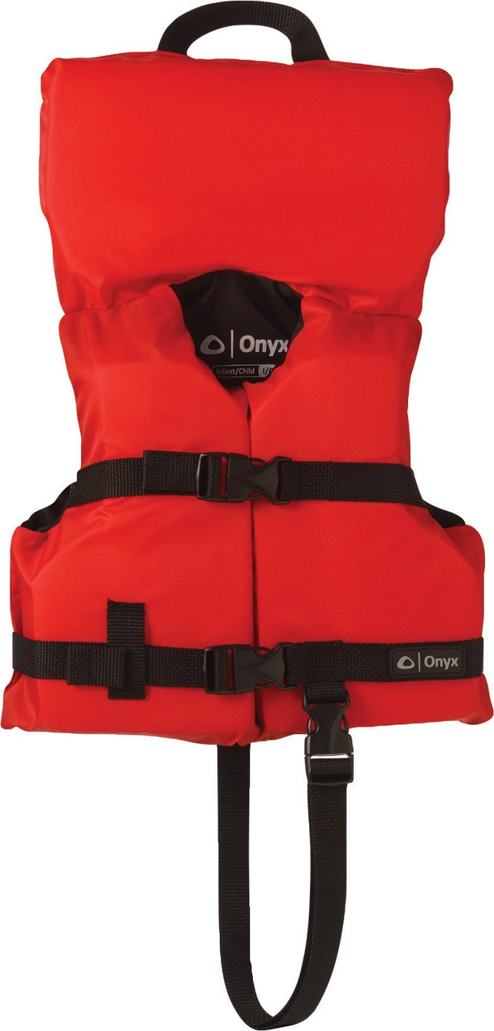 Display product reviews for Onyx Outdoor Infants' Type II General Purpose Flotation Vest