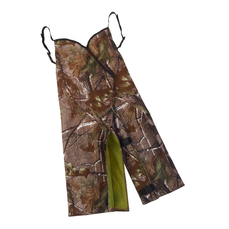 ForEverlast Adults' Snake Guard Chaps Real Tree APG - Hunting Equipment And Accessories, Hunting Accessories at Academy Sports thumbnail