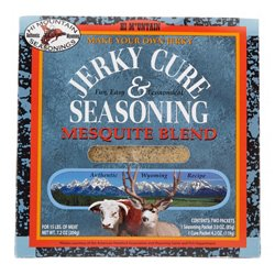 Mesquite Blend Seasoning and Cure