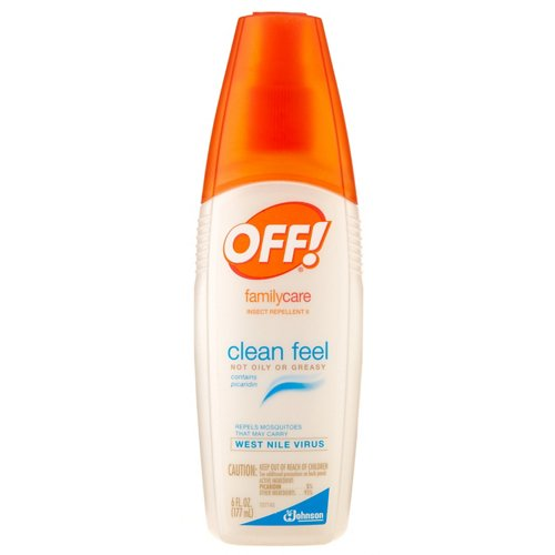 OFF! FamilyCare Clean Feel Insect Repellent