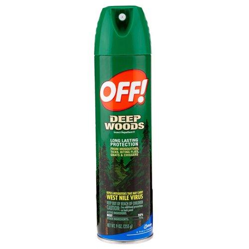 OFF! Deep Woods® 9 oz. Aerosol Insect Repellent