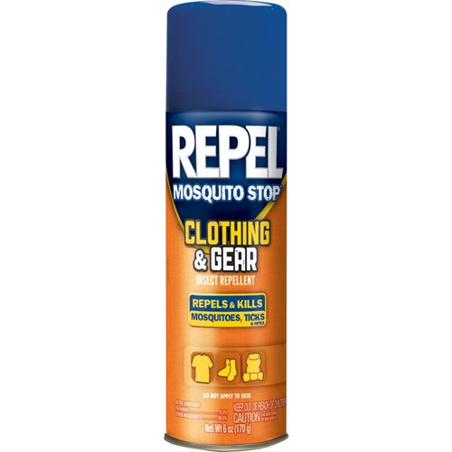 Repel Mosquito Stop Clothing and Gear Insect Repellent