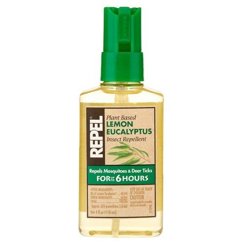 Repel Lemon Eucalyptus Repellent